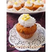 Kremalı Mini Mini Muffinsler