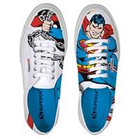 Süper kahraman figürleri Superga'dan