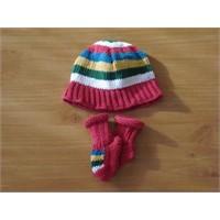Renkli Bebek Şapka Modelleri