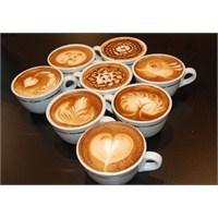 Latte Tasarım Sanatı - Latte Art (Video)