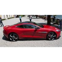 Aston Martin Yeni Coupé Konsepti