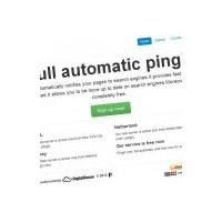 Otomatik Ping Hizmeti: Pingil