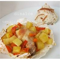 Tavuklu Kağıt Kebabı......Disalce