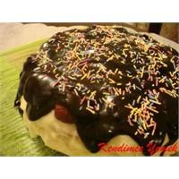 Çilekli Pasta Severmisiniz