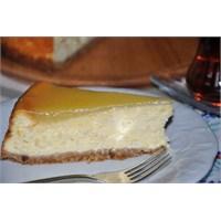 Limonlu Cheesecake ...Çok Lezzetli Ve Çok Hafif