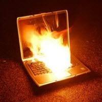 Laptoplar Artık Patlamayacak