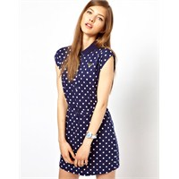 Mavi Renkle Oluşturulan Büyülü Elbise Tasarımları