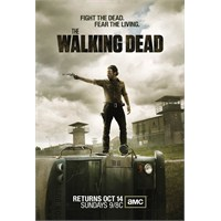 The Walking Dead 3. Sezon Afişi