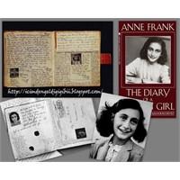 Tarihe Taniklik Eden Bir Belge, Anne Frank'in Günl