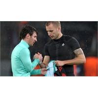 Leverkusen'de Messi Rezilliği