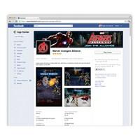 Facebook'tan Uygulama Mağazası (App Center)
