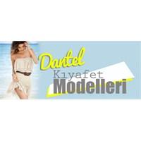 Dantel Kıyafet Modelleri