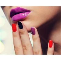 Yeni Trend: Rengarenk Tırnaklar