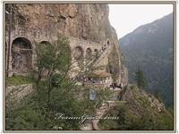Trabzon da Bir Manastır: Sümela