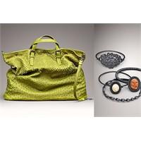 Bottega Veneta: 2011 Yaz Aksesuar Koleksiyonu