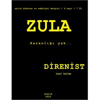Zula Dergisi 4.Sayısı Yayında