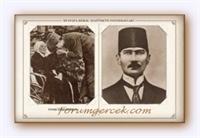 Atatürk ten   Mektup Var