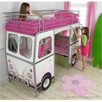 İlginç Ranza Modelleri İle Çocuk Odaları