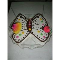 Kelebek Pastası Tarifi Buyrun