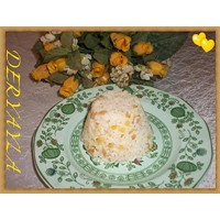 Kirmizi Mercimekli Pirinç Pilavi