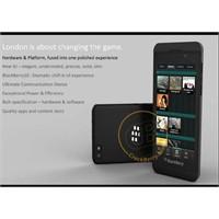 Yeni Blackberry Görüntülendi