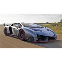Lamborghini Veneno Üretilmeden Yok Sattı