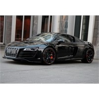 Anderson Germany Audi R8 V10 Hyper Black Edition