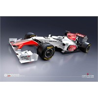 Hispania Racing Hrt F111