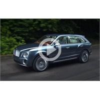 Video: Bentley Exp 9 F Concept