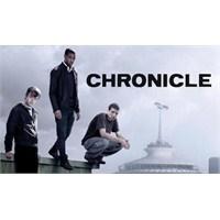 Chronicle : Süper Ergenler