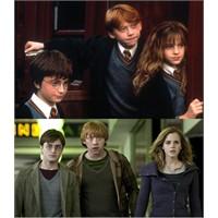 Harry Potter Oyuncularının Değişimi