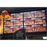 Şişli'deki Yeni Burger King'i Hiç Sevmedim!