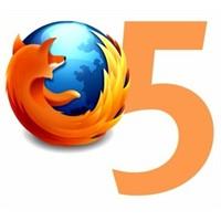 Firefox 5 Türkçe İndir