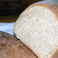Beyaz Un Ve Tam Buğday Unu Karışımı Ekmek