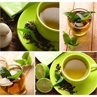 Yağ Yakıcı Yeşil Çay