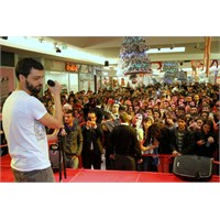 Mehmet Erdem / Mini Konser & İmza Günü