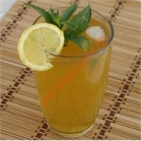 Ev Yapımı Limonlu İce Tea (Yeşil Çaydan)