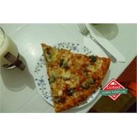 Gurme Pizza Tarifi