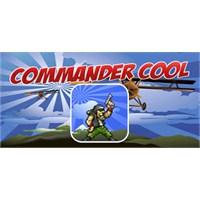 Commander Cool İphone'a Mario Gibi Bir Oyun
