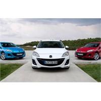 Ekim Ayında Mazda 3'ler 4.500 Lira İndirimli