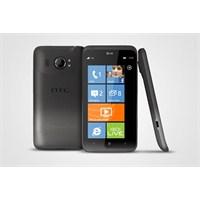 Htc Windows Phone 8'li Telefonları Başlattı