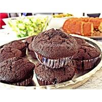 Çikolatalı Cupcake Denemiş Miydiniz?
