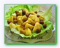 Kişnişli Ve Zeytinli Kereviz Salatası-1