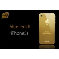 """Altın Renkli """"İphone 5s"""""""