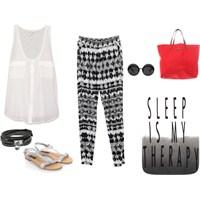 Günün Kombini - Pijama Pantolonlar
