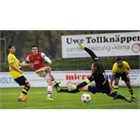 Hala Lideriz: Borussia Dortmund 2-2 Arsenal