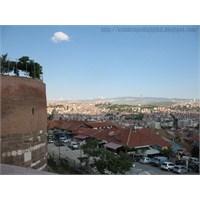 Ankara Kalesinde Turlamaca
