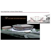 Arena Kapalı Spor Ve Konser Salonu