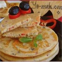 Kahvaltıların Vazgeçilmezi Tuzlu Pankek (Resimli)
