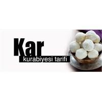 Kar Kurabiyesi Tarifi